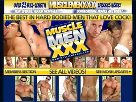 Welcome to Muscle Men XXX - the best in hard bodied men that love cock!