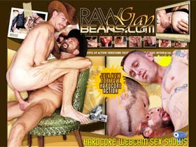 Welcome to Raw Gay Bears - raw gay hardcore action!