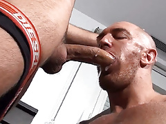 Stag Homme medals with another amazing motion picture of Straight Man Screws Myself this time with a 24 years old brute that cums 3 times!! Once innermost Francesco's mouth, then innermost his ass resulting in a lot of the condom full of dick water suckin daddy gay movies