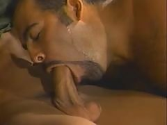 Dude gives friend perfect slurp job daddy gay movies