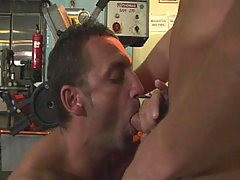 Sexy Strong Men Enjoy Fucking Each Other Hardcore daddy gay movies