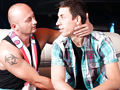 Patriarch Loves Twinks, Scene 01 daddy gay movies