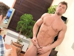 Long time since I've played with my tricked cards... This time, my bait is young bodybuilder Brad. One of the sexiest model on Maskurbate is back daddy gay movies