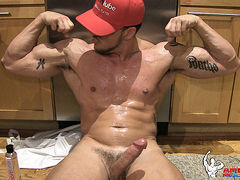 Joeys Baking Accident daddy gay movies