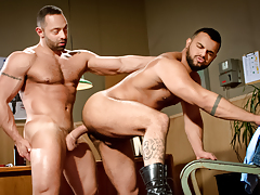 San Francisco Meat Packers - Part 1, Scene 02 daddy gay movies