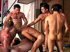 Gay Bareback Jeff, Daven, Bo, Sean, Dillion, Sergio and Patrick daddy gay movies