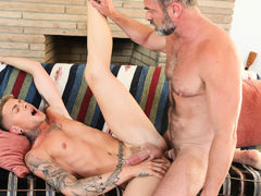 In My Stepfather's Arms daddy gay movies