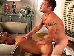 Gay Bareback LA Lovers Bareback - Scene 1
