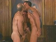 Careless latino hunks going naughty