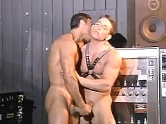 Latin hunk takes pierced rod in ass daddy gay movies