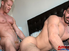 Brogan Reed & Johnny V daddy gay movies