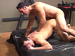 Gay Bareback Gianni Luca & J.D. Lopez daddy gay movies