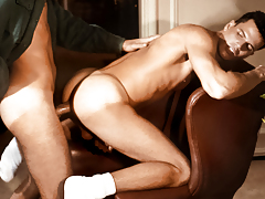 Thrusting his humongous bar deep into his buddy's rosebud ! daddy gay movies