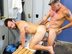 A Locker Room Affair daddy gay movies