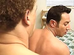 Dude accepts meaty cock from behind daddy gay movies