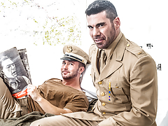 Prisoner Of War, Scene 01 daddy gay movies