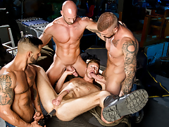 Guard Patrol, Scene 03 daddy gay movies