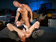 Guard Patrol, Scene 02 daddy gay movies