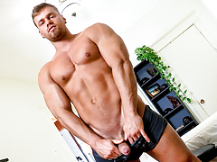 Brad, Bigger He Cums, Scene 01 daddy gay movies