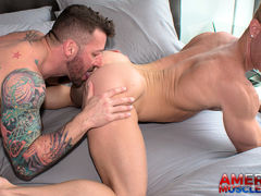 Hugh Bondman & Johnny V daddy gay movies