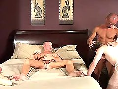 Horny mature gays fuck each other daddy gay movies